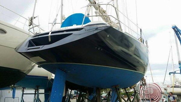 barca sollevata