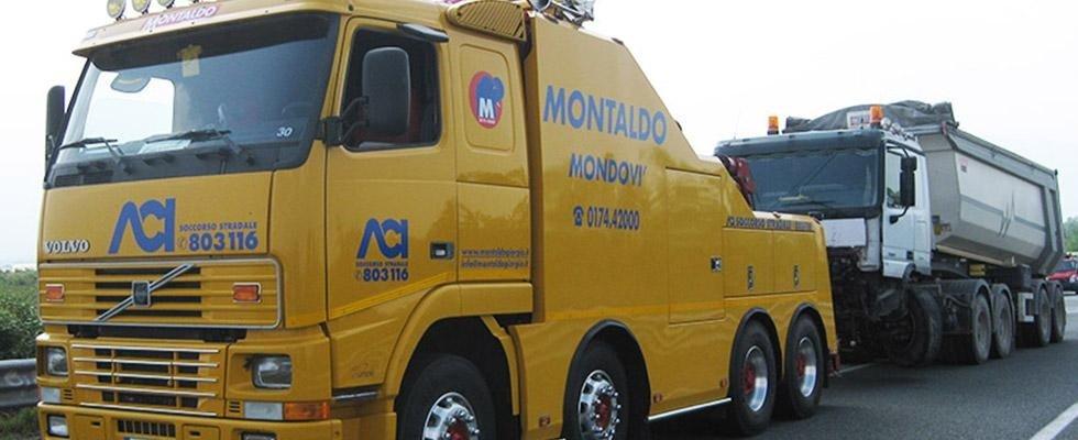 servizio di trasporto montaldo