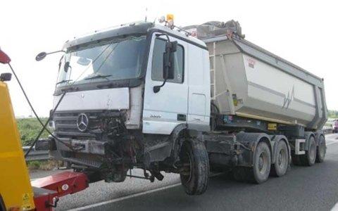 soccorso stradale di mezzi pesanti