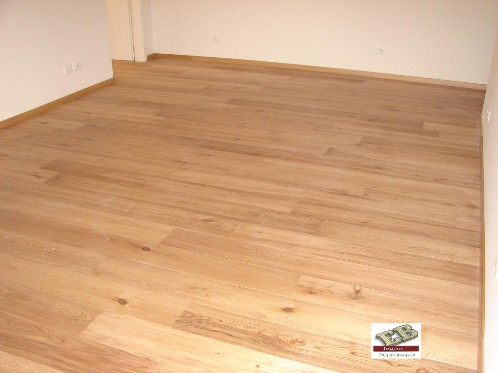 posa pavimenti in legno in rovere
