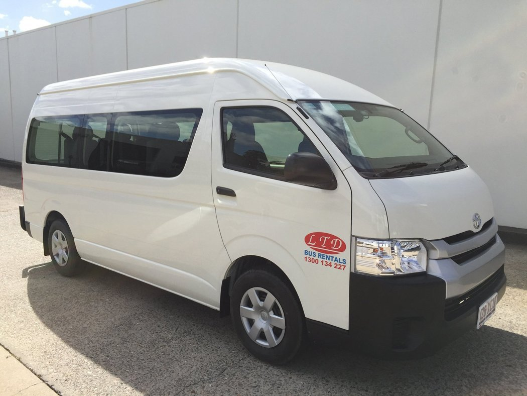 Brand new and classic looking van for hire serving anywhere in the Gold Coast