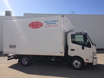 Moving truck for hire suit both the professional and DIY removalists in Gold Coast