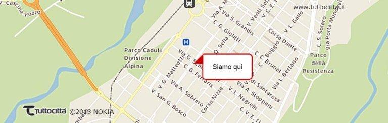 sede di Cuneo