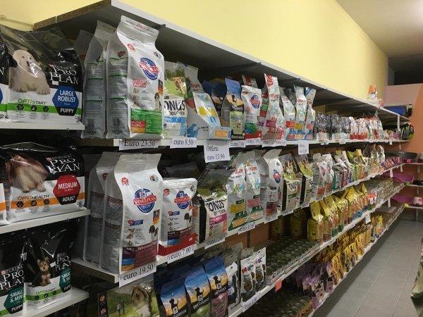 prodotti per alimentazione cani