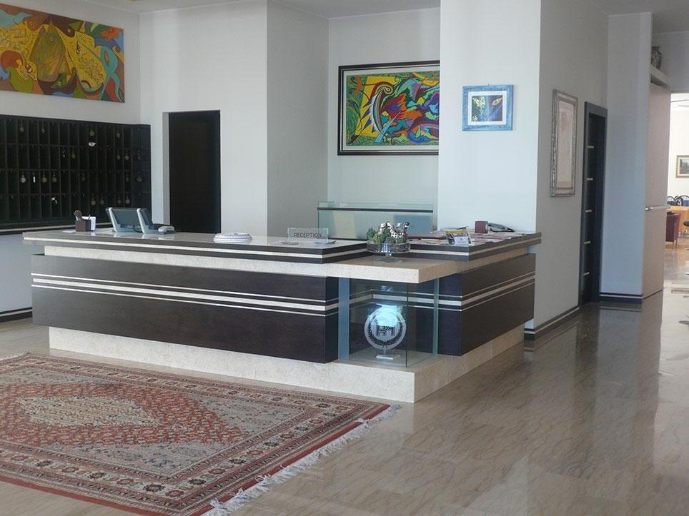 Produzione Arredamento Hotel su misura