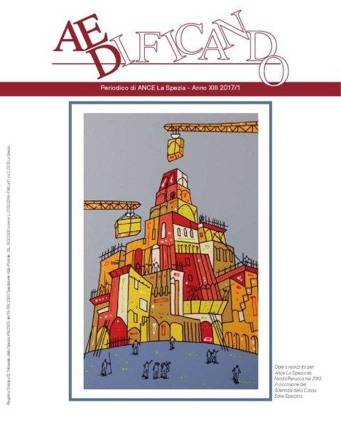 copertina aedificando n.1/2017