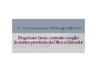 concorso fotografico imprenditori