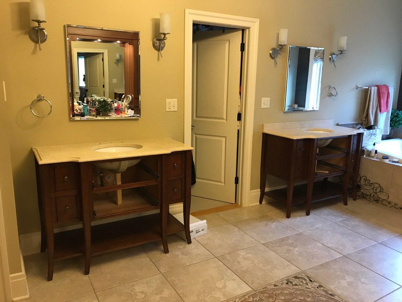 Bathroom Counter Design Buffalo NY