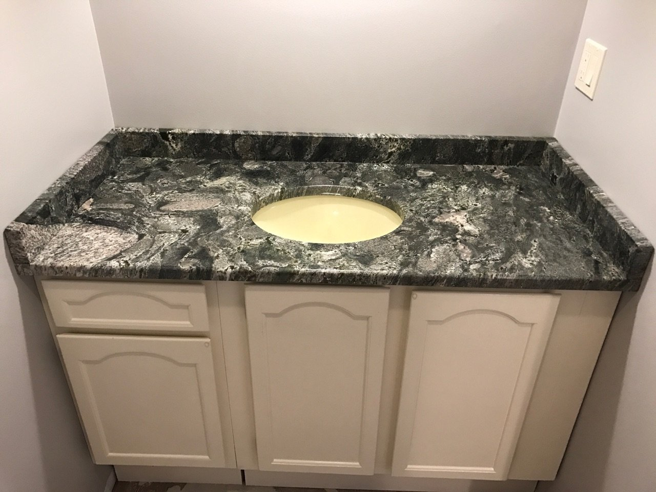 Bathroom Counter Design Amherst NY