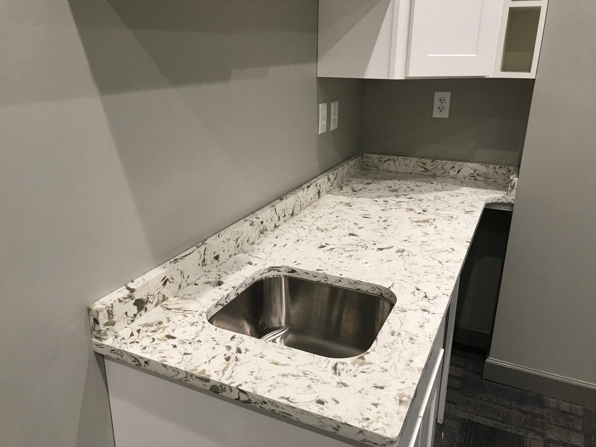 Commercial Stone Countertops Depew Clarence And