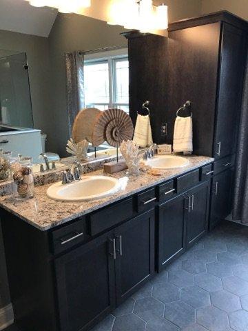 Bathroom Counter Design, Buffalo, NY