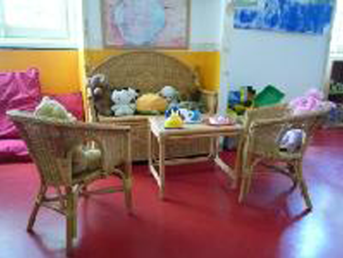 laboratori creativi, pittura, parco giochi