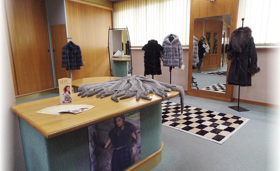 pellicce e pellicceria, produzione e vendita capi in pelle