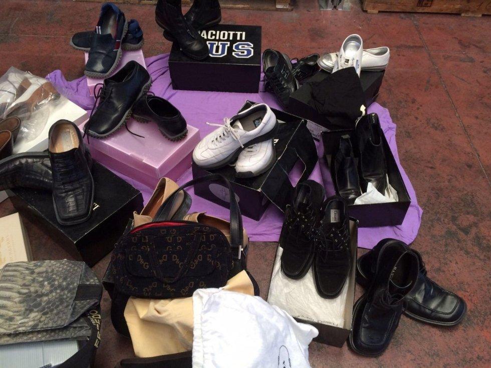 Designer men's shoes