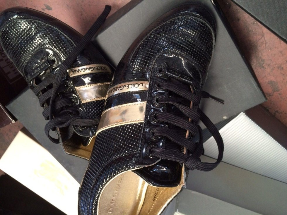 Chaussures homme Dolce & Gabbana