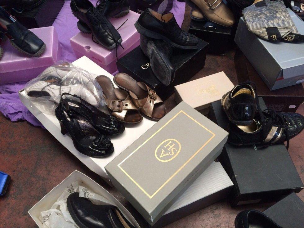 Chaussures griffées homme et femme