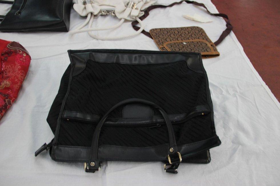 Black women's bag