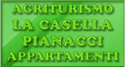 AGRITURISMO LA CASELLA PIANACCI APPARTAMENTI