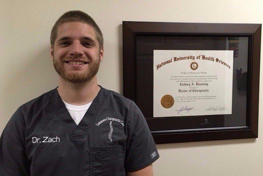 Dr. Zach Klausing