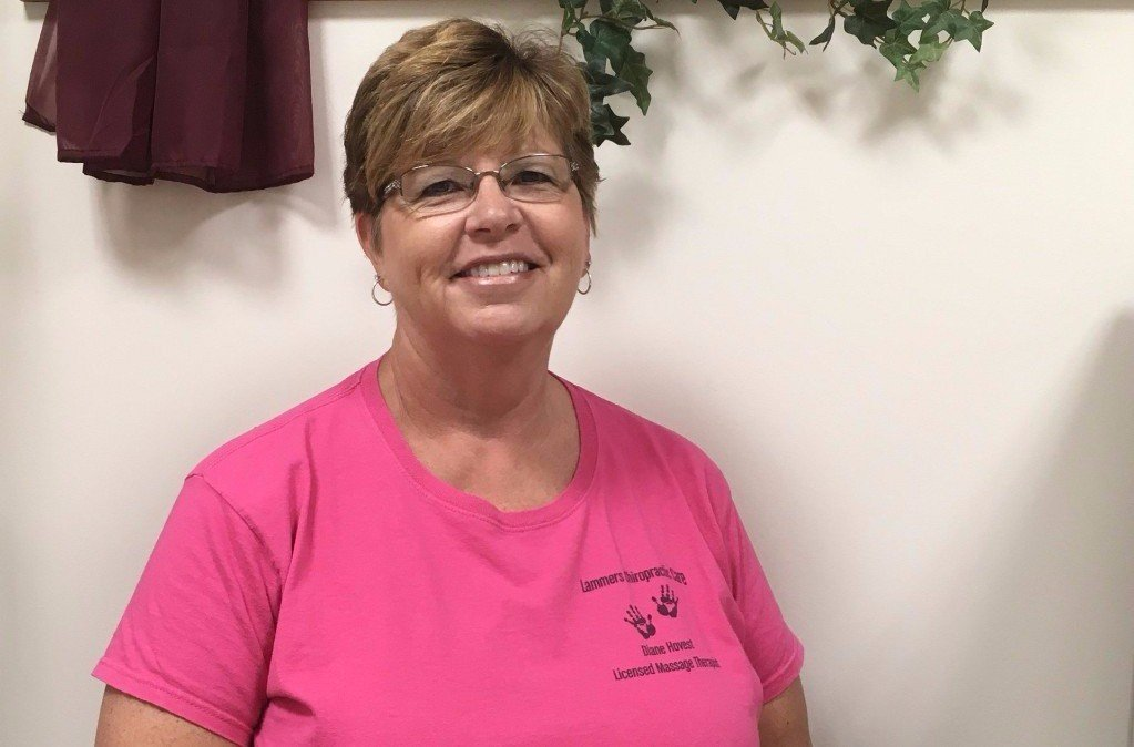 Diane Hovest Licensed Massage Therapist