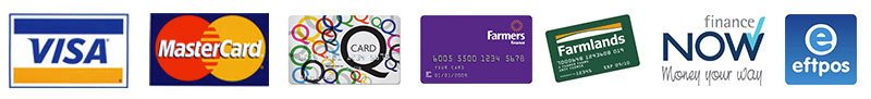 flexible payment methods visa mastercard eftpos