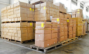 Security monitored storage facilities