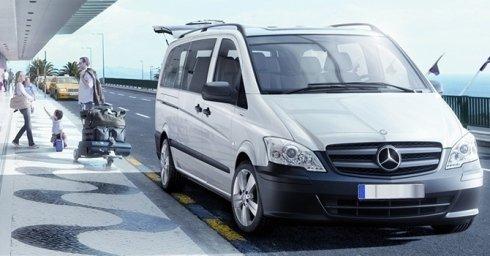 Mercedes-benz Vito luxury van