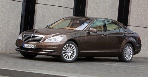 Mercedes-benz Classe S 350 CDI Evo Avantagarde