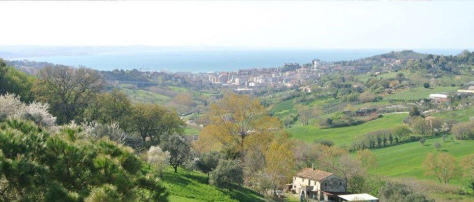 Ristorante storico ancona parco del conero villa romana - Ristorante il giardino ancona ...