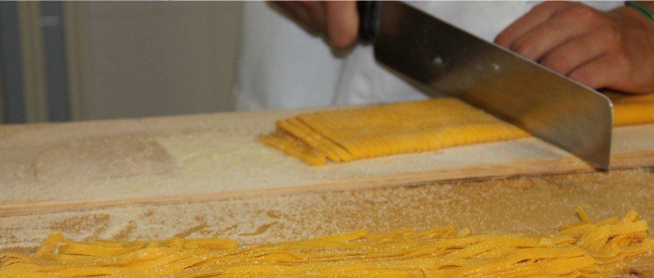 pasta fatta in casa, pasta artigianale, pasta fresca