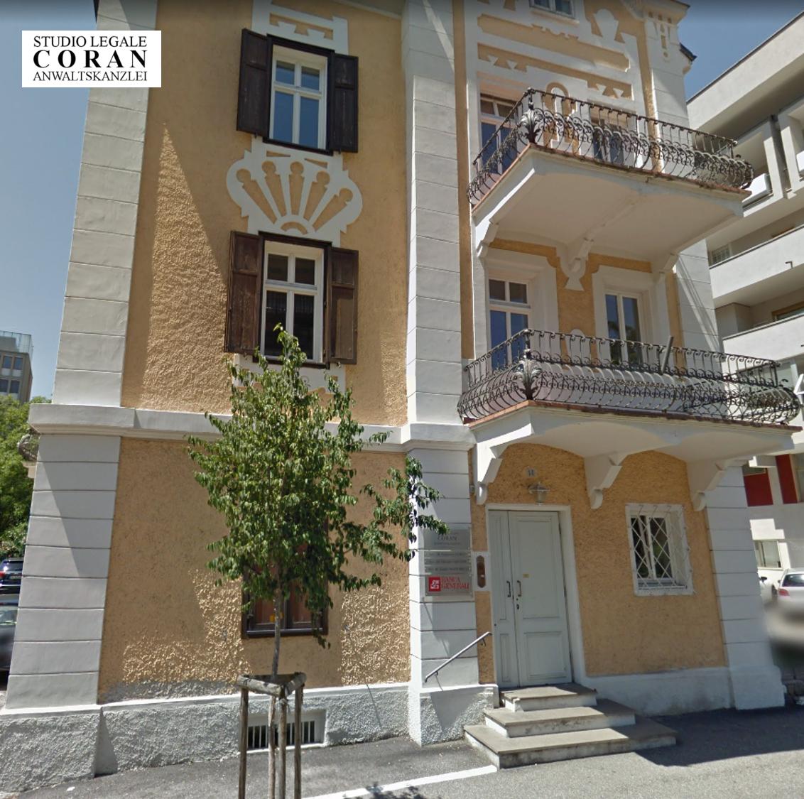 Studio legale Coran Bolzano