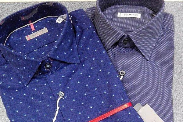 delle camicie della marca Belmonte