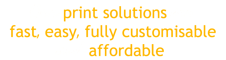 fully customisable and affordable