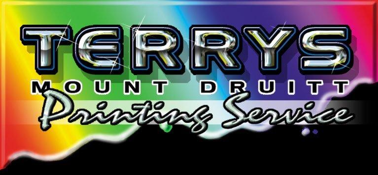 terrys mount druitt printing services nsw