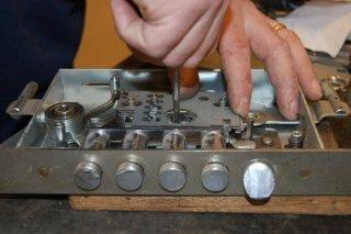ripristino serrature blindate