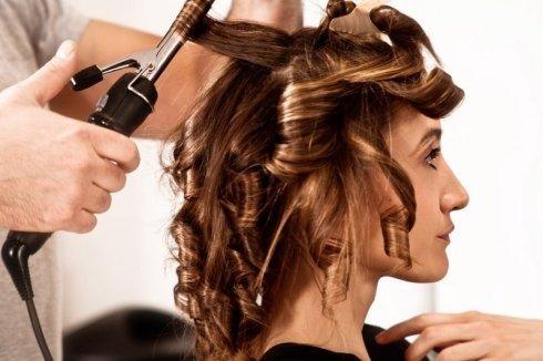 Arricciatura capelli
