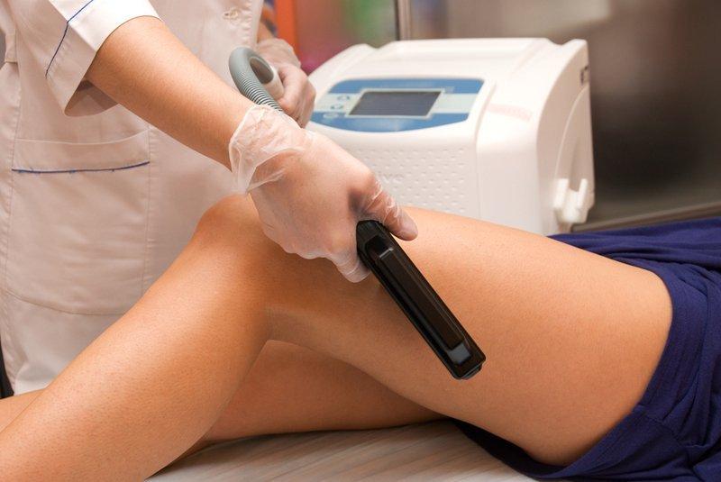 trattamento ad una gamba