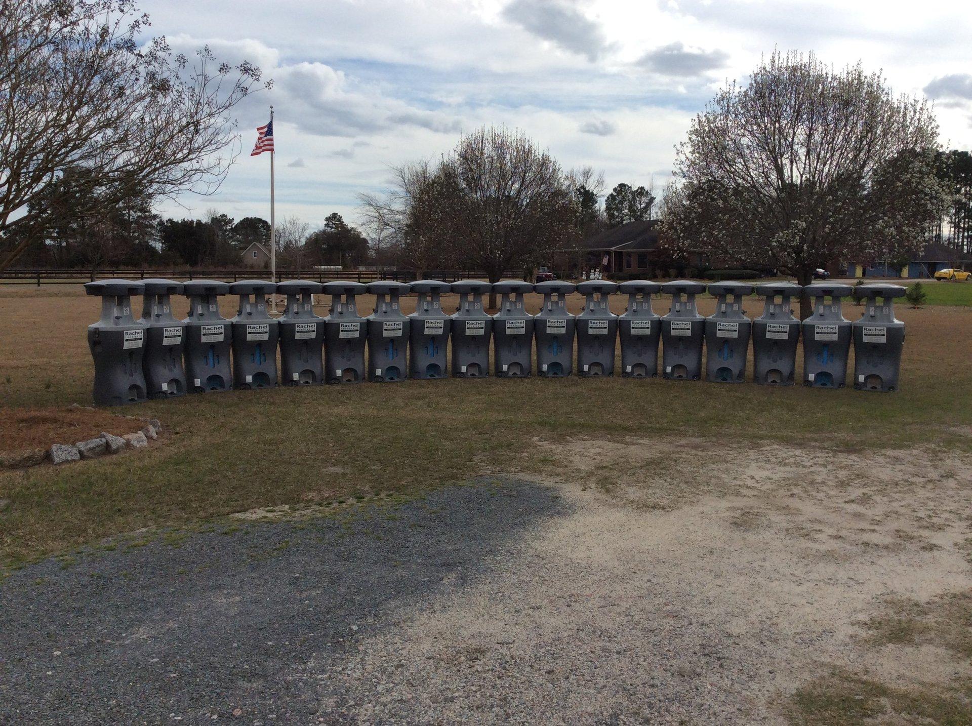 Portable Toilets Fairmont, NC