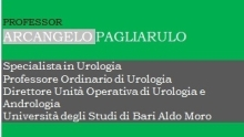 Professor Arcangelo Pagliarulo
