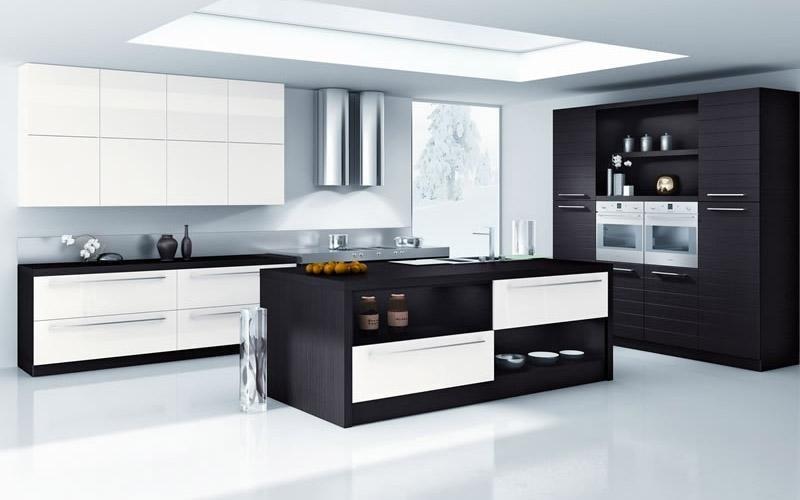 Cucina modello Vela dogata