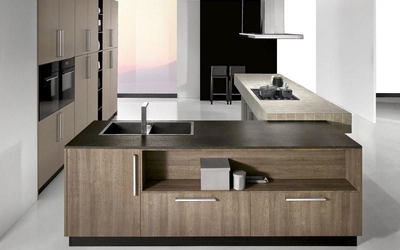 Cucina modello Petra corteccia