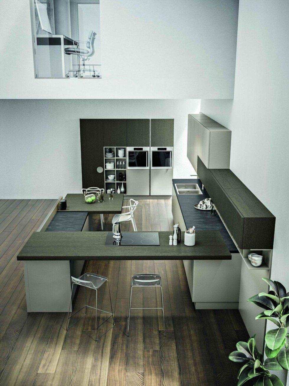 Fornitura cucine moderne giaveno torino mobili for Mobili cucine torino