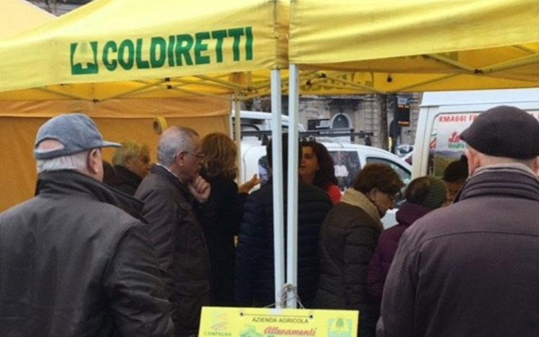 punto vendita coldiretti