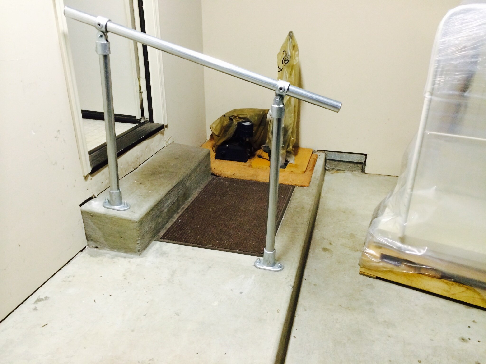 Before & After Wheelchair Ramps & Stair Lifts in San Francisco CA