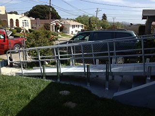Wheelchair ramps in Berkeley, CA | Complete Access