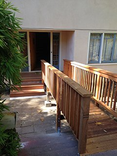 Wheelchair ramps in Oakland, CA | Complete Access