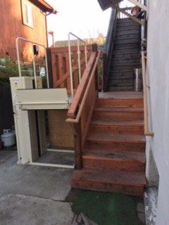 Stair lifts in Oakland, CA | Complete Access