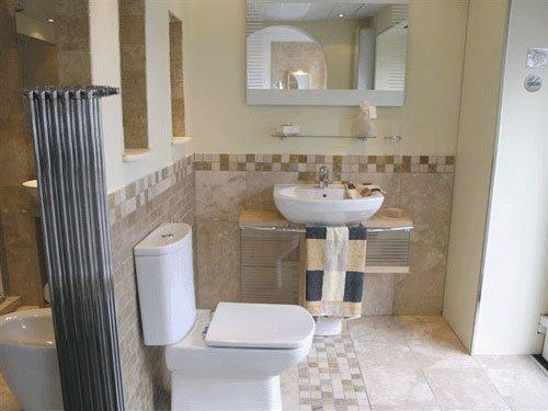 square bathroom mirror