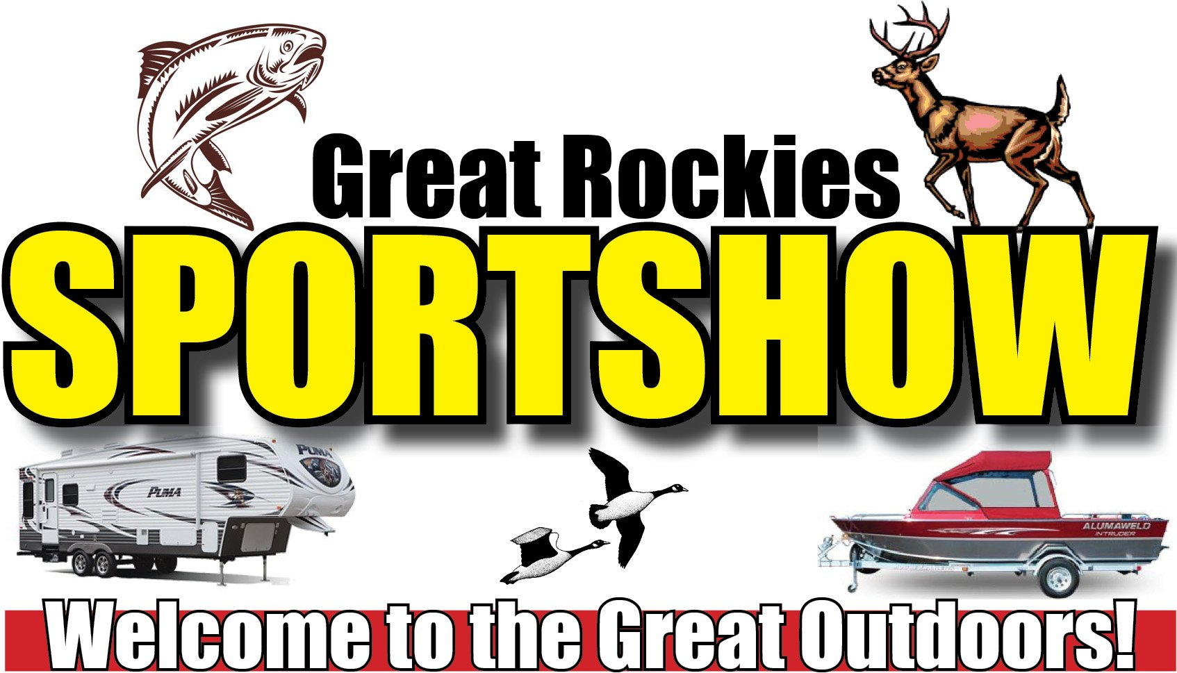 Montana's Great Rockies Sportshow | Helena