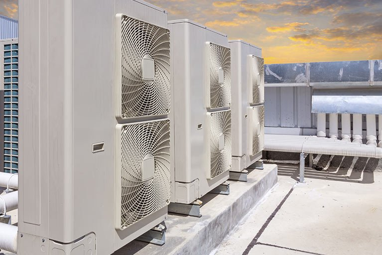 Industrial Air Conditioning Services
